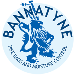 Bannatyne Pipe Bags and Moisture Control